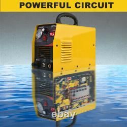 110/220V Electric Plasma Cutter CUT50 IGBT Digital 14mm 50A DC Inverter Home