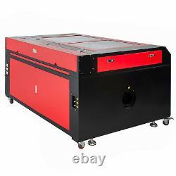 1400900mm CO2 Laser Engraving Cutting Machine 130W USB Engraver Cutter