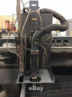 2006 Crossfire II & Thermal Dynamics Ultra-cut 300 Amp Plasma Cutter