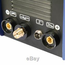 3IN1 Plasma Cutter TIG MMA Welder Cutting Display Welding 110/220V & Accessory