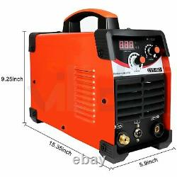 40A 110/220V Plasma Cutter CUT-40D Plasma Cutting Machine with Digital Display