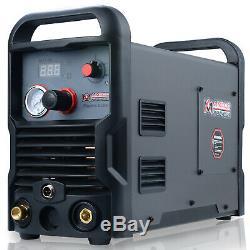50 Amp Plasma Cutter, Pro. Cutting Machine, 110/230V Dual Voltage CUT-50