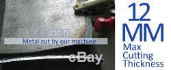 50A CUT-50 Inverter DIGITAL Air Cutting Machine Plasma Cutter 240V & Accessories