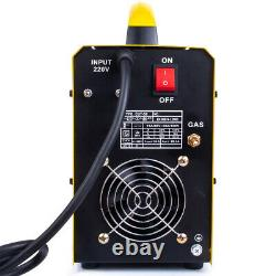 50A Inverter Air Plasma Cutter Digital 110V/220V Cutting Machine & Accessories