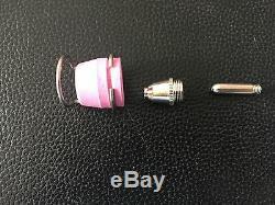 50A Plasma Cutter Pilot Arc 110/220V Cnc Compatible & all accessoires 1-14mm cut