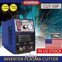 50A Plasma Cutter Pilot Arc CNC Compatible Plasma Cutting & Accessoires 14mm Cut
