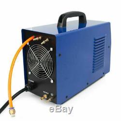 60A IGBT AIR PLASMA CUTTER & AG60 TORCH & Portable Digital Plasma Cutting ICUT60