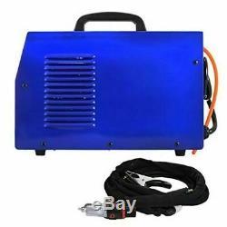 60A IGBT Air Plasma Cutter Machine CNC Compatible- Pilot Arc Power UP 1-18mm DIY