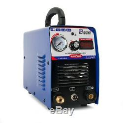 60a Igbt Air Plasma Cutter With Ag60 Torch & Accessories 2015 New Plasma Cutting