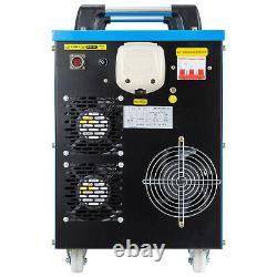 85-Amp Non-Touch Pilot Arc Plasma Cutter Built-In Air Compressor Clean Cut 35mm
