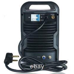 AMICO POWER Inverter Cutting Machine 50-Amp Plasma Cutter Cut 110/230-Volt