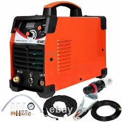Air Plasma Cutter 40AMP CUT-40D Dual Voltage 110/220V (Orange)