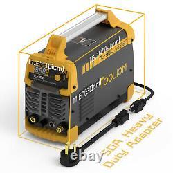 Air Plasma Cutter 50Amp Non-Touch Pilot Inverter DC Portable Cutting Machine