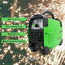 Air Plasma Cutter CUT40 Cutting Machine Digital IGBT Inverter 110V HF Cutters