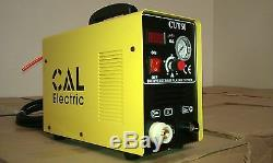 CAL Electric Plasma Cutter NEW 50AMP CUT50 Digital Inverter Includes 40 Consumab