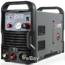 CHF-50, 50-Amp Pilot Arc Non-touch Plasma Cutter, 4/5 in. Clean Cut, 115V/230V