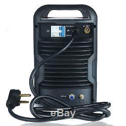 CHF-50, 50 Amp Pilot Arc Non-touch Plasma Cutter, 4/5 in. Clean Cut, 115V/230V