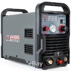 CHF-50, 50 Amp Plasma Cutter, Non-touch, Pilot Arc, 4/5 in. Clean Cut, 120V/240V