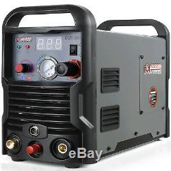 CHF-60, 60-Amp Plasma Cutter, Non-touch, Pilot Arc, 7/8 in. Clean Cut, 115/230V