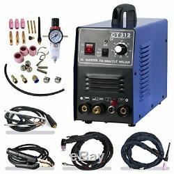 CT312/312P Plasma Cutter Welder Machine MMA/CUT/TIG 110/220V Combination Sales
