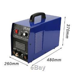 CT312 3IN1 TIG/MMA/CUT Plasma Cutter Welding Machine DC 230V Metalworking DIY