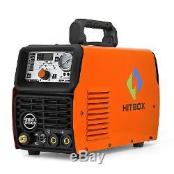 CT520 3IN1 Air Plasma Cutter Welder TIG/MMA/Cut Welding Machine Inverter 220V