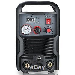 CUT-40 Amp Plasma Cutter, 100-240 Voltage Inverter Cutting Machine New