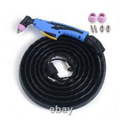 CUT-50, 50 Amp Air Plasma Cutter, 100V250V Wide Voltage IGBT Cutting Machine