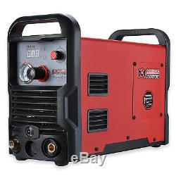 CUT-50, 50 Amp Air Plasma Cutter, 110V & 230V Dual Voltage DC Inverter Cutting