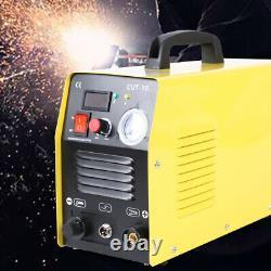 CUT-50, 50 Amp Pro. Air Plasma Inverter DC Cutter, 220V Dual Voltage Cutting