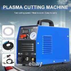 CUT-50 50A Inverter DIGITAL Air Plasma Cutter machine 110/220V fit all cut Torch