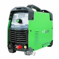CUT-50DL, Pilot Arc, Air Plasma Cutter Inverter AC 110/220V Dual Voltage Machine