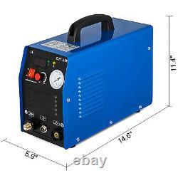 CUT-50F, 50 Amp Plasma Cutter, Pro. Cutting Machine, 110/230V Dual Voltage
