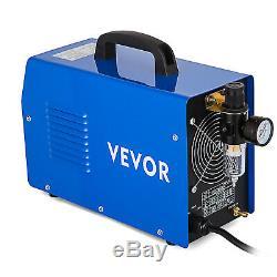 CUT-50F Plasma Cutter 50 Amp Dual Voltage Metal Cutter Inverter IGBT 110V / 220V