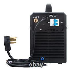 CUT-55, 55 Amp Air Plasma Cutter, 95-260V Wide Voltage, IGBT DC Cutting Machine