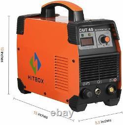 CUT40 Plasma Cutter 40A 220V Inverter Electric Air Plasma Cutting Machine CUT