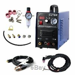 CUT50 50A Plasma Cutter Machine Pilot Arc CNC Compatible WSD60p Torches 230V
