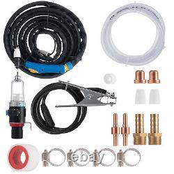 CUT50 Air Plasma Cutter 110V 220V Pilot Arc Cutting Machine Inverter 50AMP