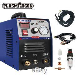 CUT50 Inverter DC plasma cutter 110/220V Compatible & Free Consumable
