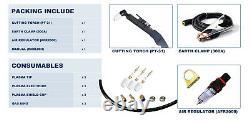 CUT50 Inverter DIGITAL Air Cutting Machine 50A Plasma Cutter Welders PT31 Torch