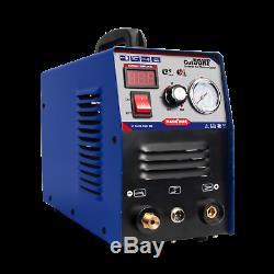 CUT50 Plasma Cutter 50A Inverter DIGITAL & Accessories 230V & Torches 1-14mm Cut