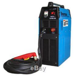 CUTTER 50K plasma cutter with compressor AC 230 50Hz MOSFET cutting plasma