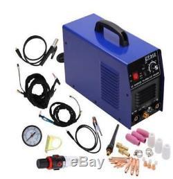Cutter 3 In 1 Plasma Cutter/TIG/MMA Welder Cutting 110/220V Dual Voltage