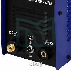 Digital Air Plasma Cutter 110/220V 14mm IGBT Cutting Machine Inverter CUT-50D