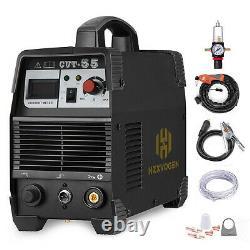 Digtal CUT55 Plasma Cutter 50A 220V Electric Inverter Air Plasma Cutting Machine