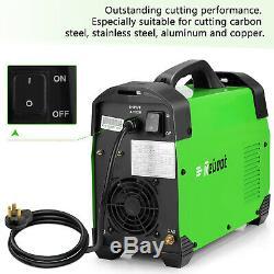 Dual Voltage Plasma Cutter with CUT45 IGBT Digital Inverter 110/220V Machine USA