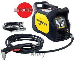 ESAB Cutmaster 40 Plasma Cutter with 5m SL60 Torch, 12mm Cut, 230v