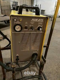 ESAB PCM-875 Plasma Arc Metal Cutting Machine