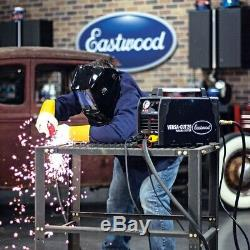 Eastwood Versa Cut 20 Plasma Cutter 15 Amps Output 110V Input NEMA 15P Plug