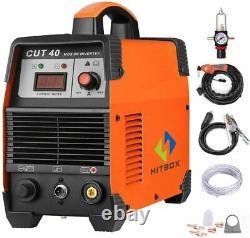 HITBOX 40Amp Plasma Cutter 220V Air Plasma Cutter DC Inverter Cutting Machine